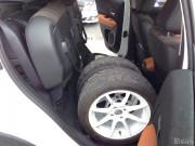 轻松容纳8条轮胎,魔术座椅再次施展空间秘技