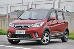 长安欧力威X6 1.4L首试:SUV概念股