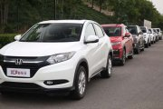 新车评网详尽对比评测7款合资小型SUV