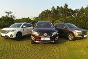新车评网宝骏560、哈弗H6、 传祺GS4对比测试(全)