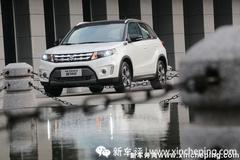 全新维特拉1.4T首试 城市里最会玩的小型SUV